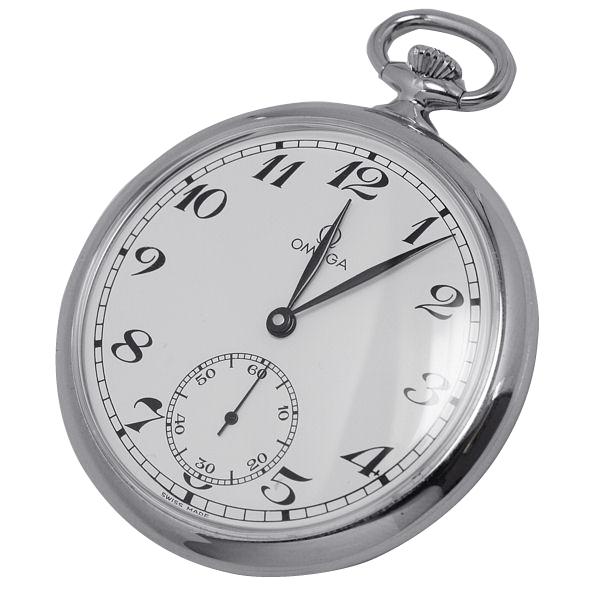 オメガ(OMEGA)懐中時計