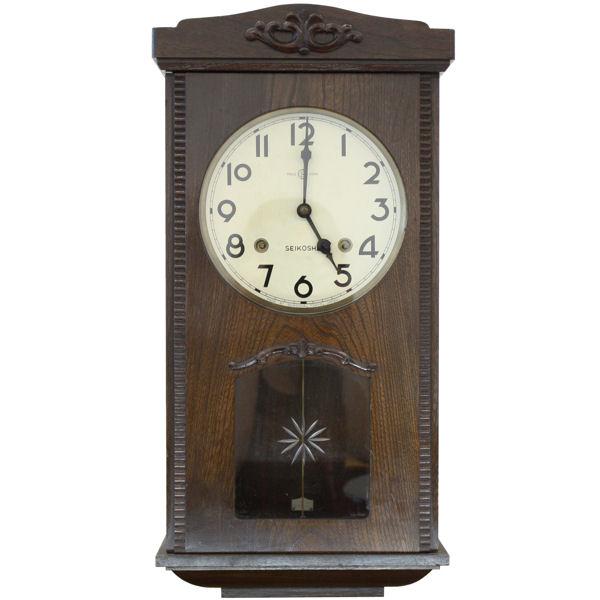 セイコー(SEIKO) 置時計 オーバーホール