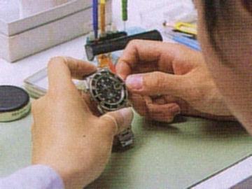 時計修理・分解1