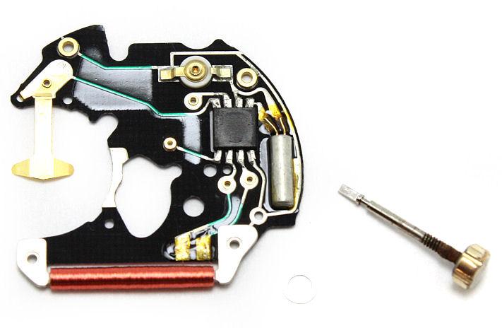 交換部品:回路、リューズ